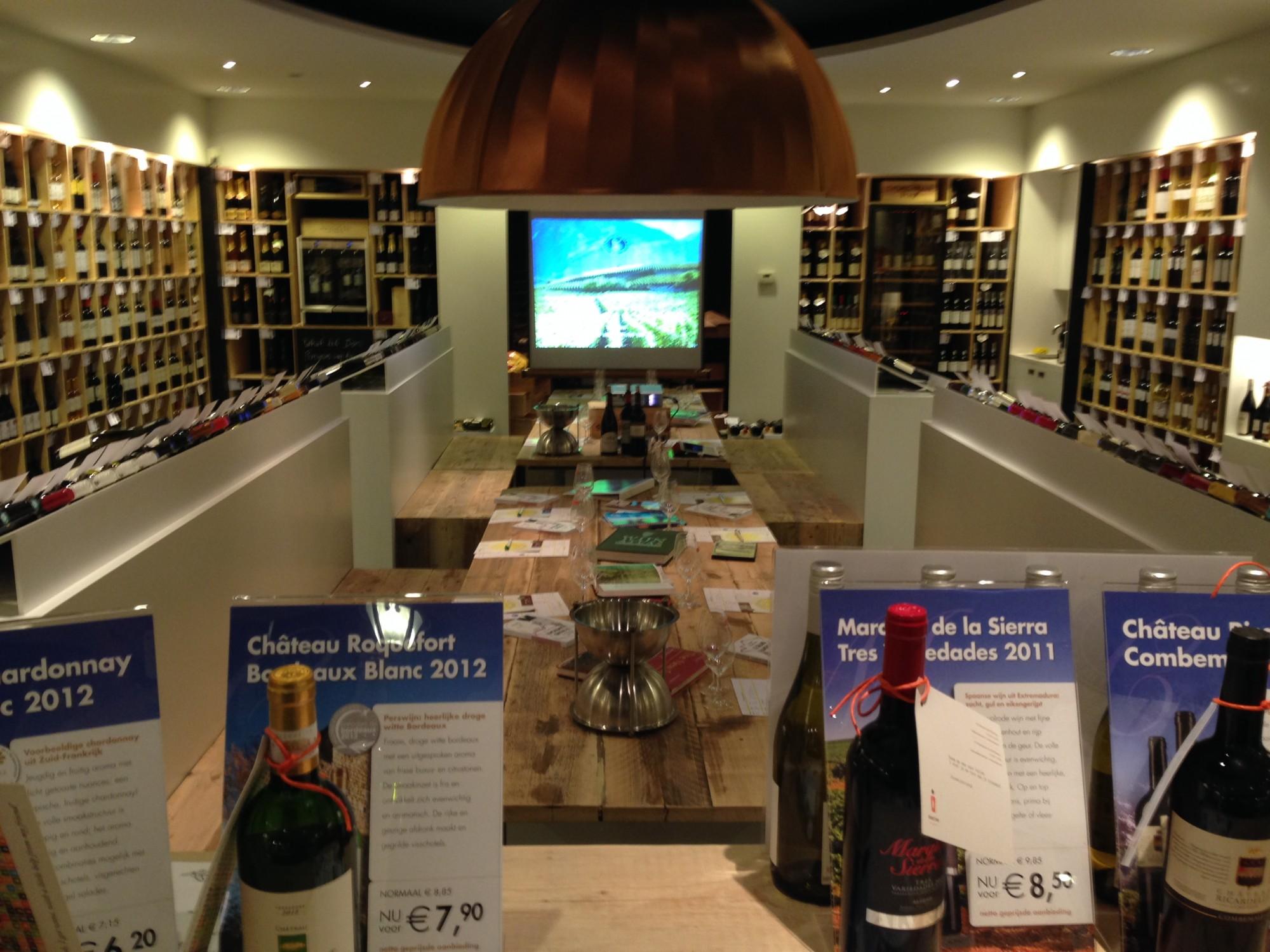 Den Bosch Basis wijncursus