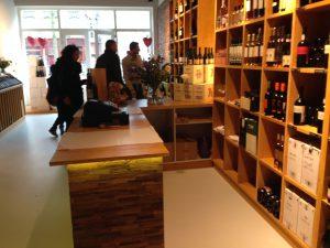 Wijnproeverij Amsterdam